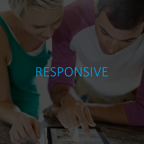 responsive website design oxfordshire
