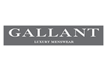 Gallant Menswear Logo